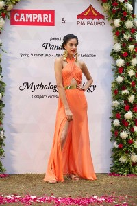 A look from Pia Pauro's Spring-Summer 2015 Collection