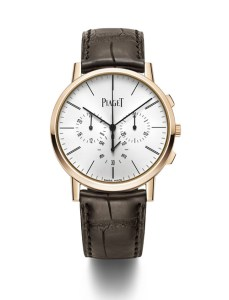 Piaget Altiplano Chronograph (front)