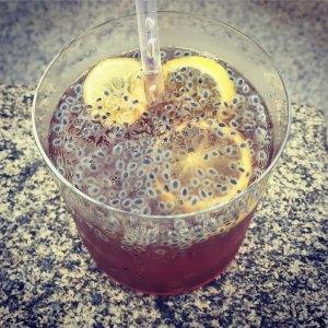 A drink for the Gods: Nanari iced tea