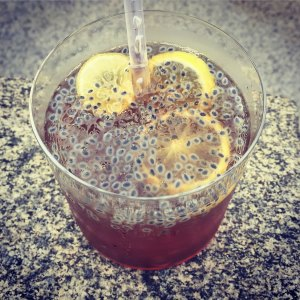 A drink for the Gods: Nanari iced tea