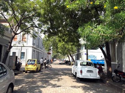 Pondicherry streets