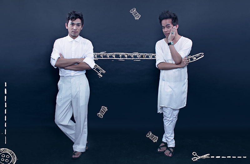 Prathoni Yengkhom, Jacky Laishram, Fashion Whizkid, Design Ninja