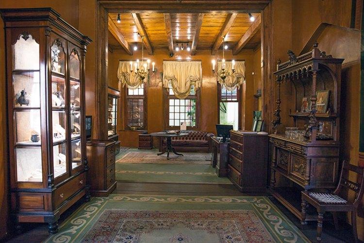 Interior of Prins & Prins Diamonds