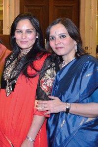 Priti Patel, Aditi Khanna