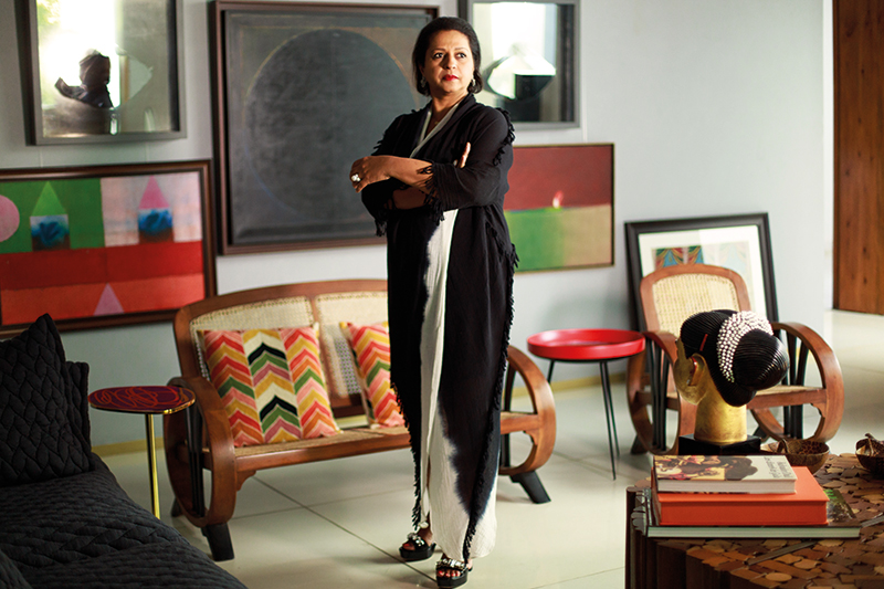 Priya Paul, First Lady of boutique hotels in India