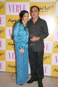 Priyanka and Ashish Thakur
