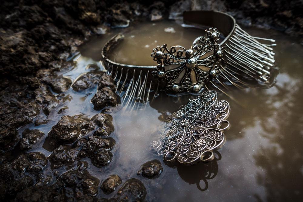 Suhani Pittie, jewellery, fashion, Lakme Fashion Week Winter Festive 2016