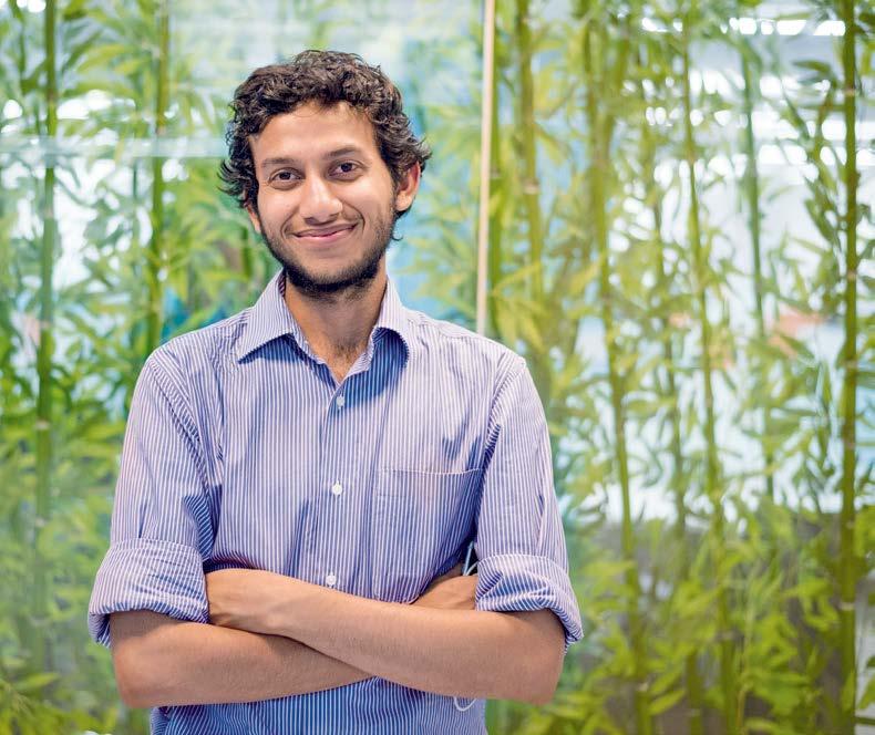 The fresh list, Ritesh agarwal