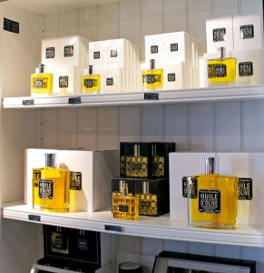 Premium olive oil boutique  in Saint Remy de Provence