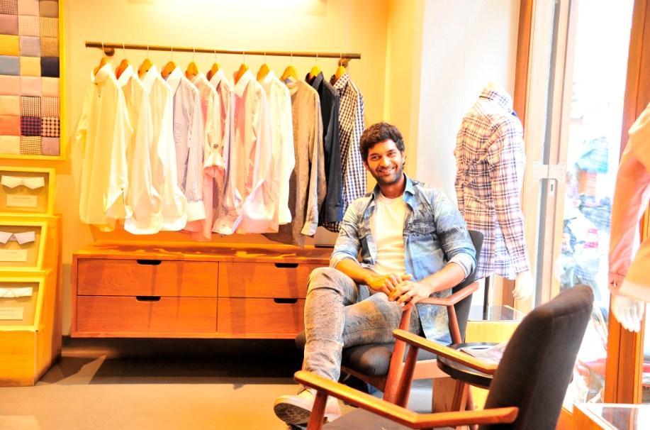 Purab Kohli Bombay Shirt Company Bollywood
