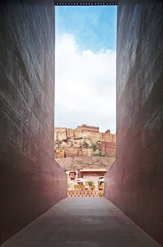Raas Jodhpur, The Grand Entrance To The Courtyard