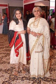 Radhi Parekh, Mira Parekh