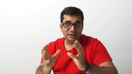 Vishal Gondal, founder of GOQii