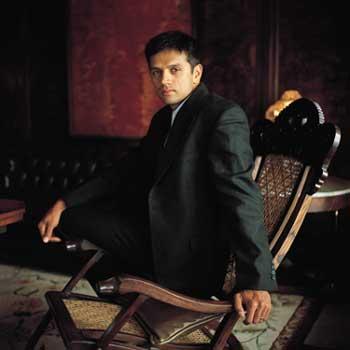 Rahul Dravid, Indian Batsman, The Wall