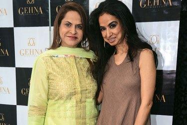 Ramola Bachchan, Kiran Datwani