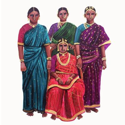 Women from Madras