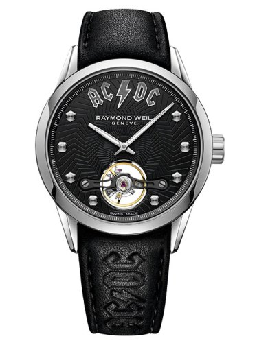 Freelancer AC/DC Limited Edition, Raymond Weil