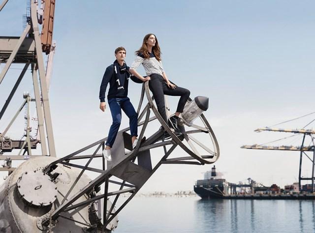 Lacoste  Fashion AW 2014 campaigns
