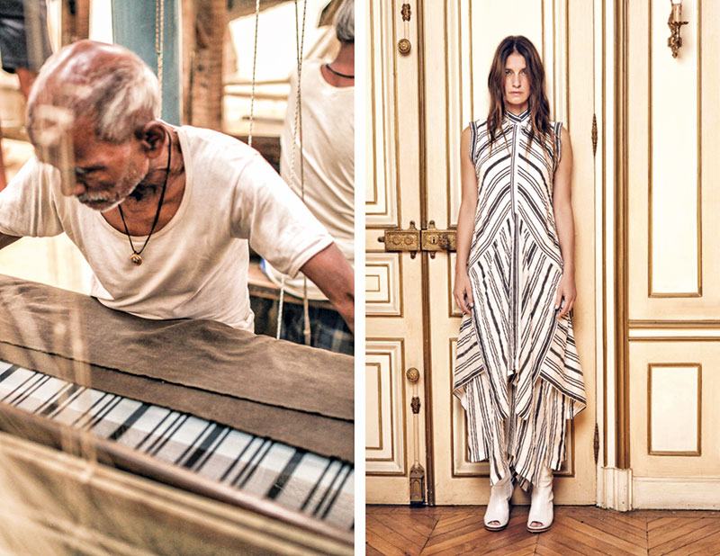 Australian brand KITX partners with Varanasi Loom to Luxury and Nest.