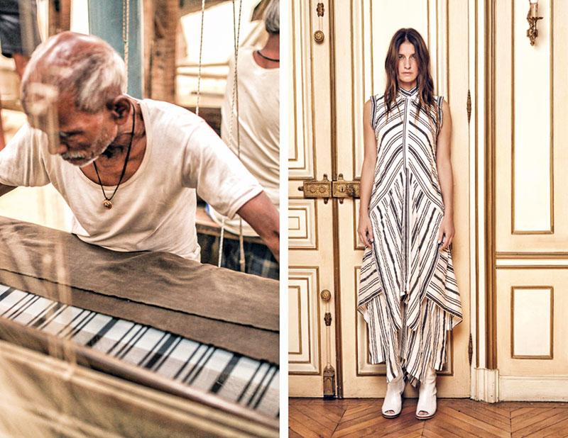 Australian brand KITX partners with Varanasi Loom to Luxury and Nest.