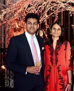 Rishabh and Divya Tongya