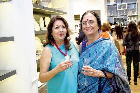 Rita Bhimani, Shamlu Dudeja