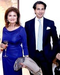 Rita Mehta, Dr Amin Jaffer