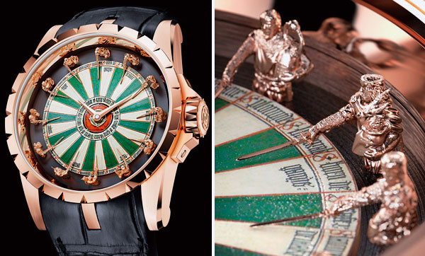 Roger Dubuis, Watches