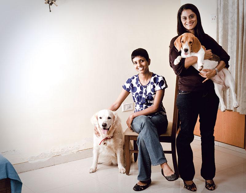Rohini Fernandes, Radhika Nair, Animal Angels Foundation