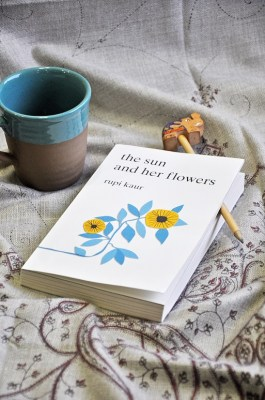 Rupi Kaur's The Sun and her Flowers
