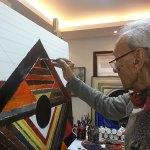 S H Raza, Aarambh @ 93, Art Musings, Mumbai