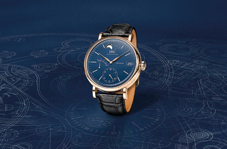 From IWC Schaffhausen's Jubilee Collection