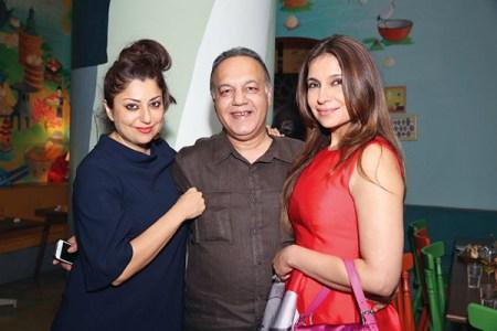 Sabina Singh, Bobby, Tanisha Mohan