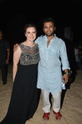 Raina and Sachiin Joshi