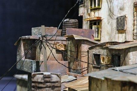 Installation detail, Lazaretto, Ground Zero, 2017, Experimenter, Kolkata