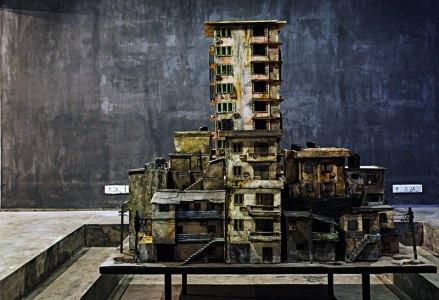 Installation View, Lazaretto, Ground Zero, 2017, Experimenter, Kolkata