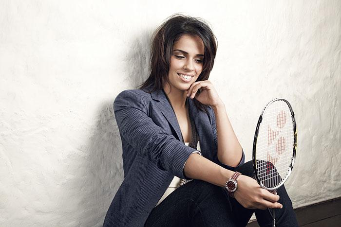 Saina Nehwal, Indian badminton's blue-eyed girl, Badminton Champion