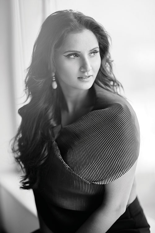 """Sania Mirza: """"The pressure to perform is always there."""" 