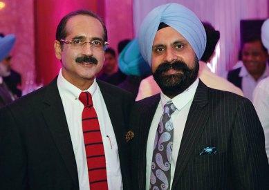 Sanjay Sachdeva, Harinder Singh
