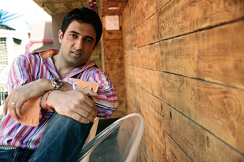 Sanjay Suri, Bollywood Actor