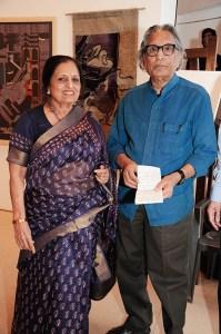 Saryu Doshi, BV Doshi
