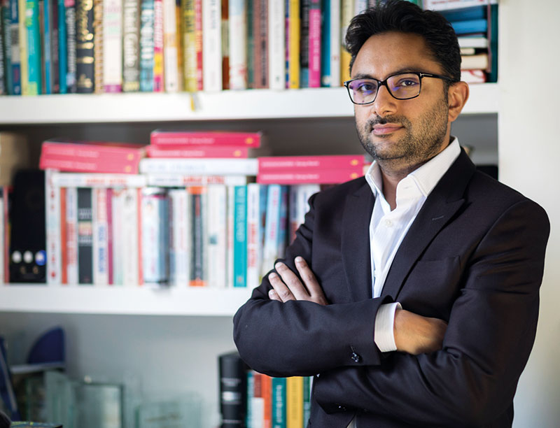 Sathnam Sanghera, Author, The Boy with the Topknot: AMemoir of Love, Secrets, and Lies in Wolverhampton, Marriage Material