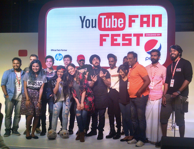 YouTube FanFest 2015