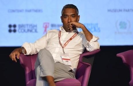 V Sunil, Creative Director of Make In India campaign