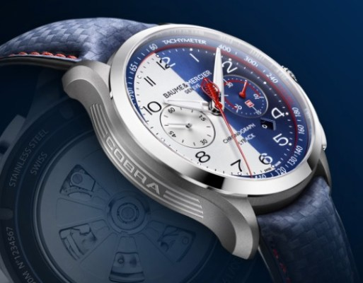 Baume & Mercier Shelby Cobra Daytona Limited Edition Chronograph