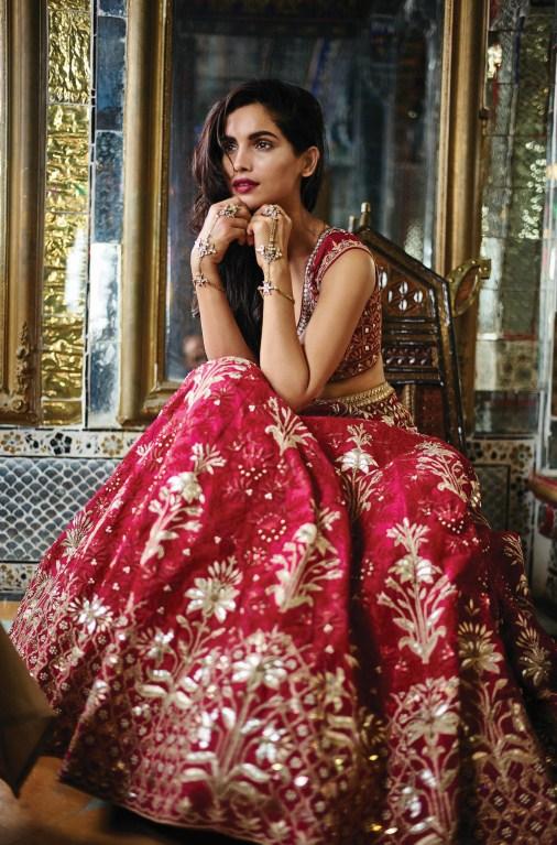 Indian Dress Wedding 40 Spectacular Anita Dongre us Advice