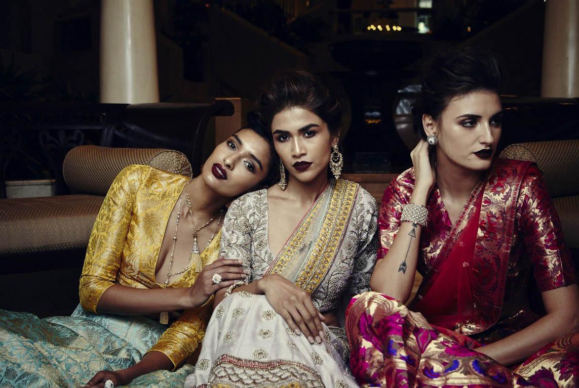 Payal Singhal, Sitara, Bridal collection, Lakme Fashion Week Summer Resort 2016, bridal wear, fashion