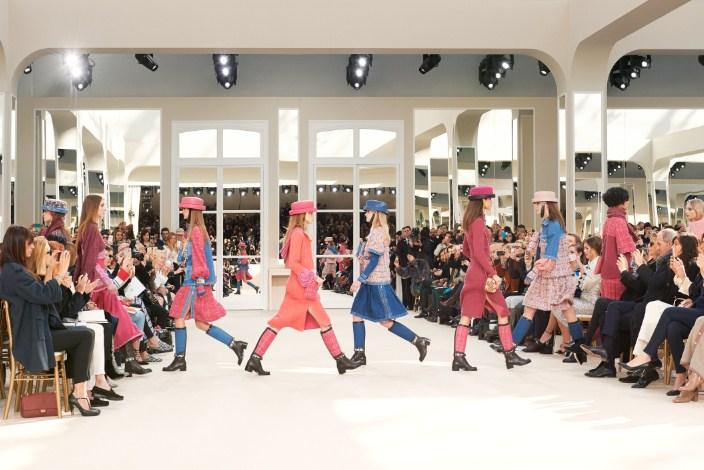 Chanel, Paris Fashion Week, Autumn Winter 2016-2017