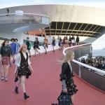 Louis Vuitton. fashion, Cruise 2017 show, Rio de Janeiro