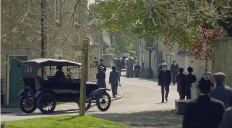 Downton Village